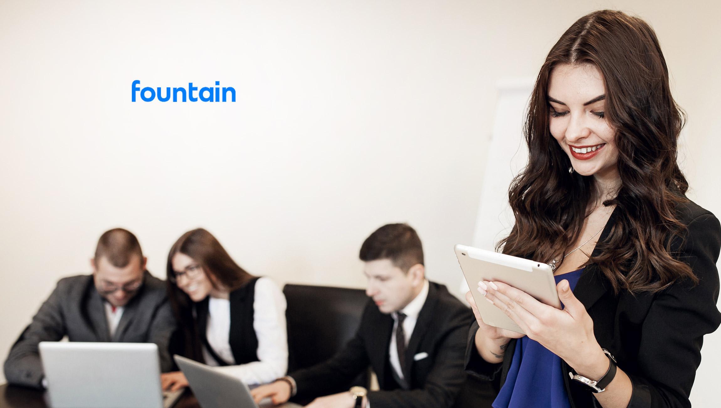 Fountain Adds Advanced Analytics to High Volume Hiring Platform