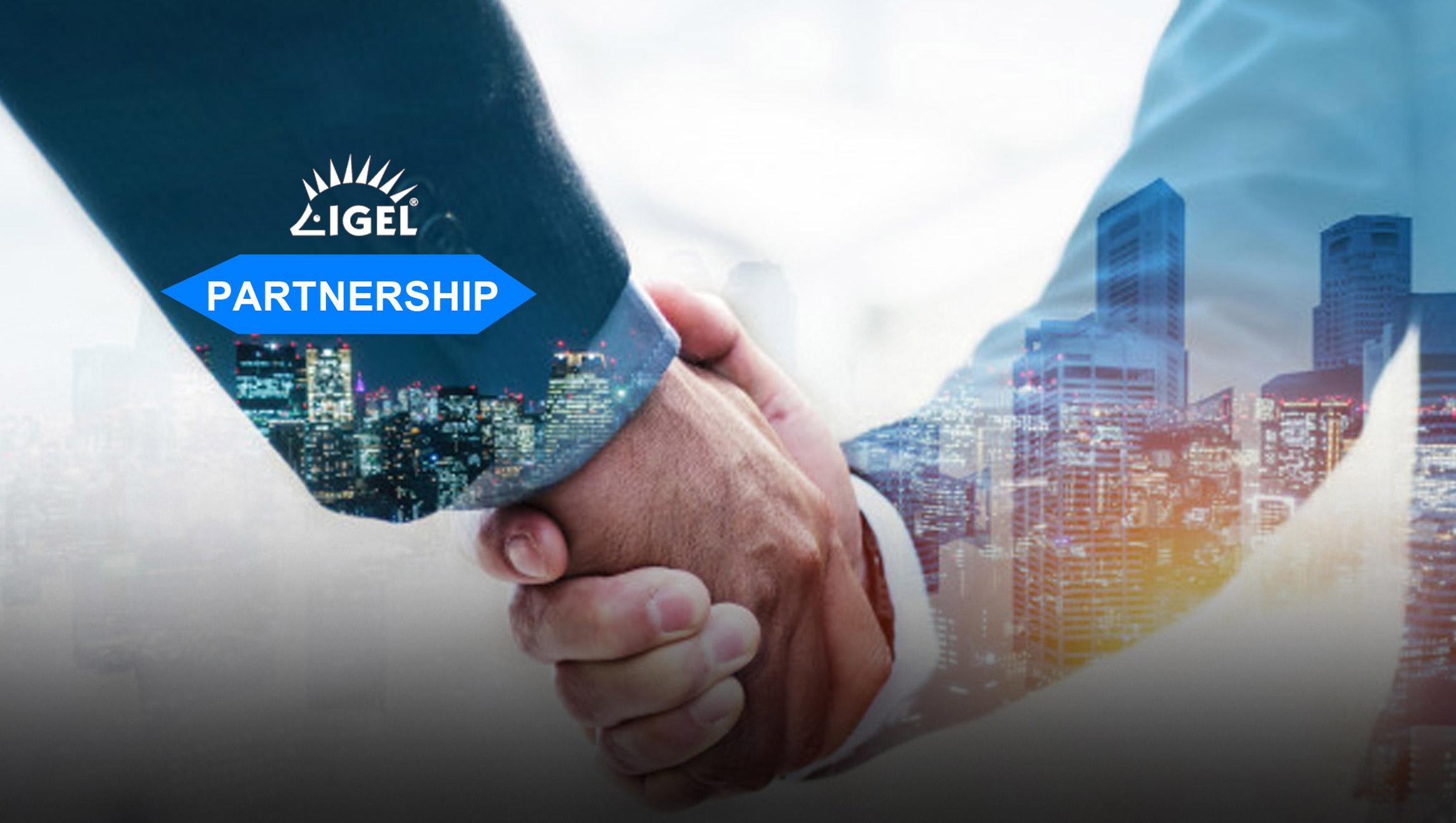 IGEL Announces Integration With Amazon WorkSpaces