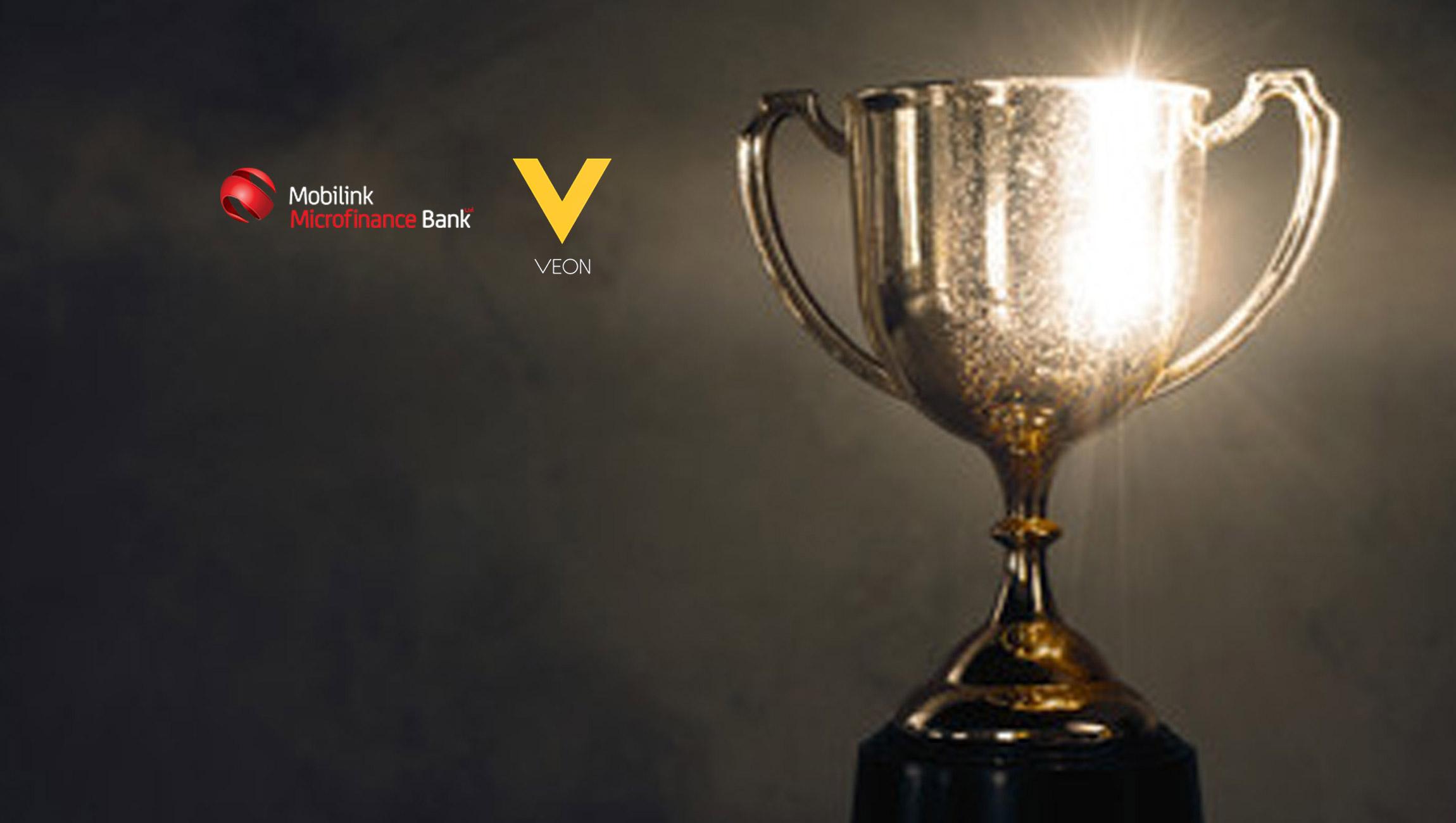 VEON's Mobilink Microfinance Bank Wins Prestigious Diversity & Inclusion CSR Award
